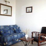 Salon de l'appartement 2 pièces