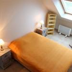 Chambre de l'appartement 3 pièces
