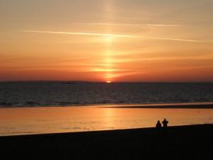 Coucher de Soleil du 5 mai 2005