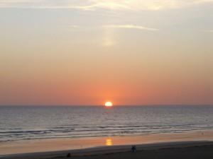 Coucher de Soleil du 11 juillet 2006