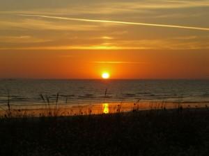 Coucher de Soleil du 23 juillet 2006