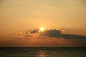 Coucher de Soleil du 26 décembre 2008