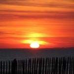 Coucher de Soleil du 26 juin 2010 (avant)