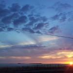 Coucher de Soleil du 26 juillet 2013