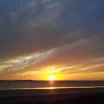 Coucher de Soleil du 31 août 2013