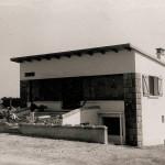 La villa Ventolera en 1964 exposée sud-ouest