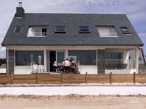 La villa Ventolera avec terrasse vue sur mer